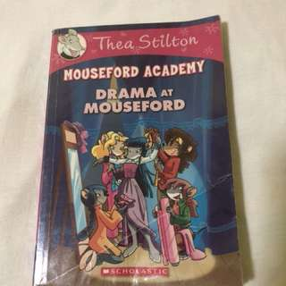 Thea Stilton: Drama at Mouseford