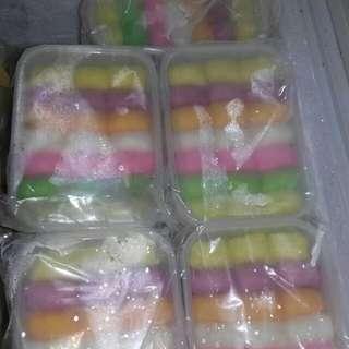 Pancake Durian, Durian kupas, Durian no Biji harga terjangkau loh