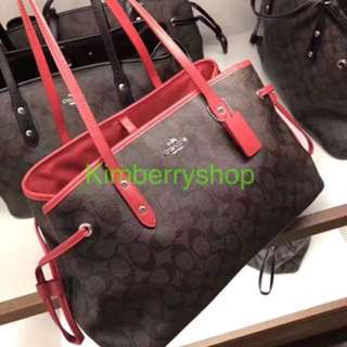 Authentic Coach women Handbag