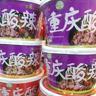 酸菜牛肉粉 現貨有大量