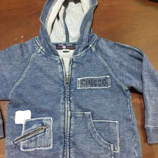 Chicco hooded jacket