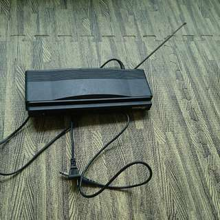 Mike connector device to speaker