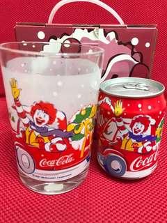 Mcdonald 紀念版杯 可口可樂