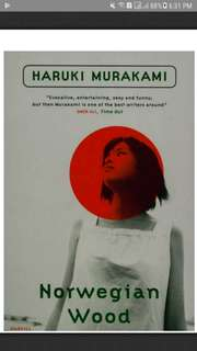 NORWEGIAN WOOD BY HARUKI MURAKAMI pdf