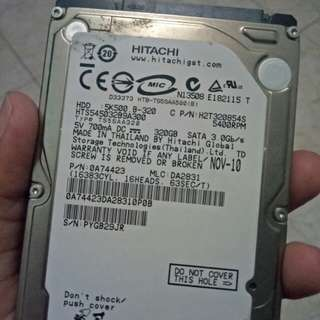 Hardisk Internal Hitachi 320GB