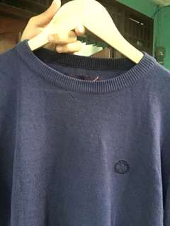 The executive sweater slim fit size s . Men