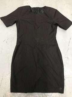 空姐制服連身裙