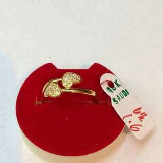 Sg18k_Ladiesrings 1.6g