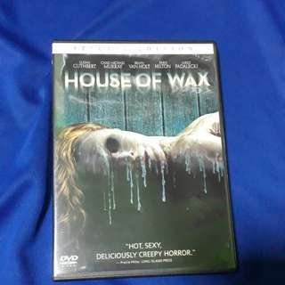 House Of Wax ( Dvd )