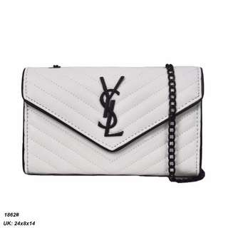 YSL Clutch/Slingbag