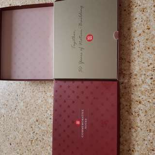 SG 50 Commemorative Notes ($60) 2 sets