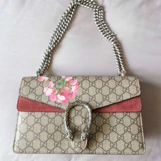 Excellent gucci dyonisus medium red bloom