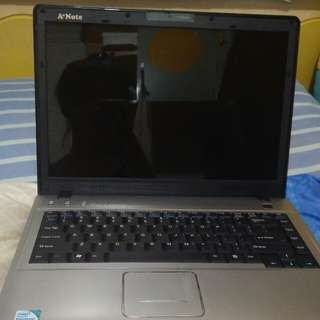 Laptop Anote M74S