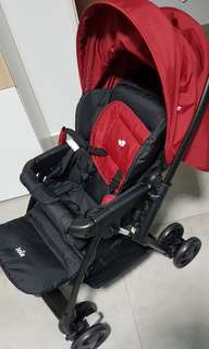 Joie Mirus stroller (only used once!)
