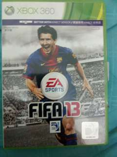 Fifa 12 and 13