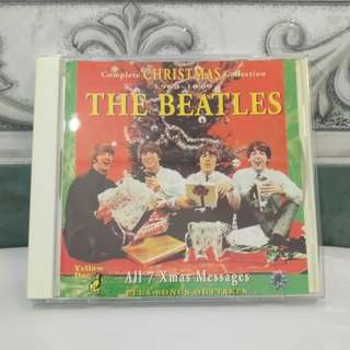 CD The Beatles - Complete Christmas Collection