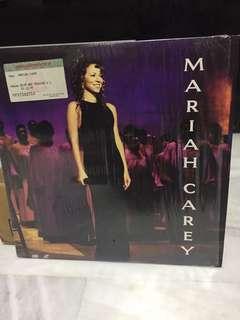 MARIAH CAREY CONCERTS Laser Disc