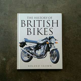 The History of British Bike