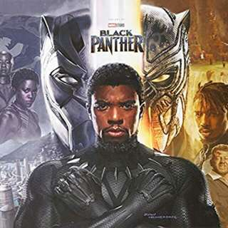 MARVEL'S BLACK PANTHER: THE ART OF THE MOVIE SLIPCASE (HARDCOVER)