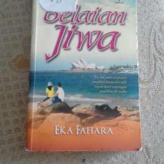 Malay Novel belaian jiwa