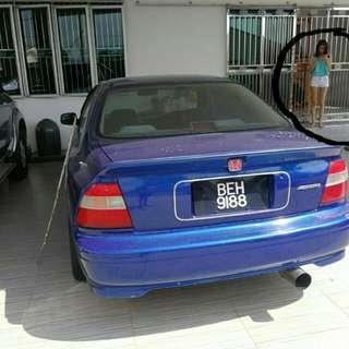Honda vitec 2.0 auto