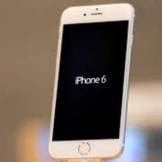 NEW IPhone 6 128 GB Import SET