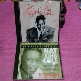 NAT KING COLE CD songs