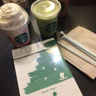 Starbucks Planner | Green (Bigger Ver.)