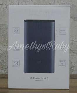 Powerbank Xiaomi 10000mAh