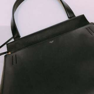 Celine Edge Bag Black Colour