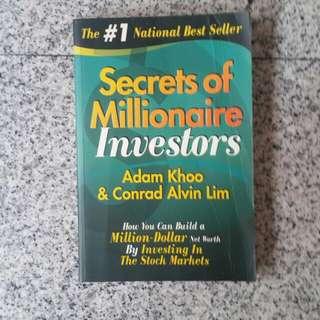 Secret of millionaire investor