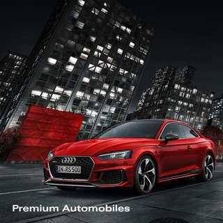 Audi RS 5 Coupé 2.9 TFSI