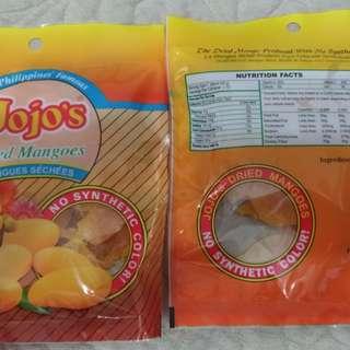 Dried Mango 1📦 芒果干1箱