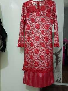 Preloved Baju Kebaya Modern