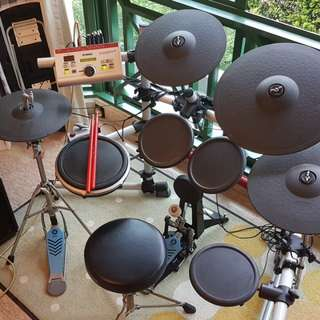 Yamaha DTXpress IV for sale (electric drum)