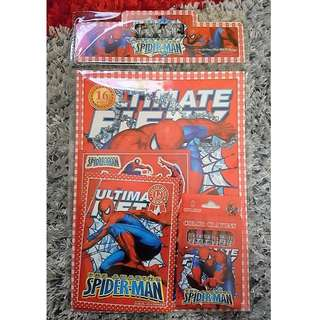 Spiderman Set