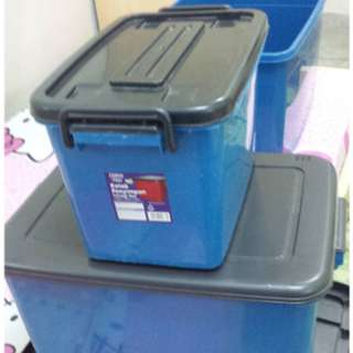 for sale combo storage box with folding table