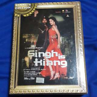 Singh is King ( hindi dvd )