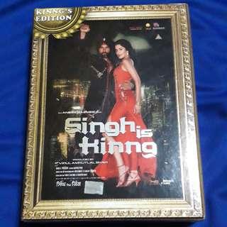 Singh is King ( hindi dvd )