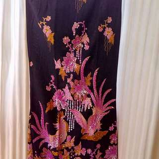 Rok Batik Siap Pakai