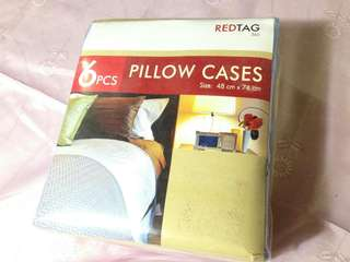 Pillowcase set (6 pcs)