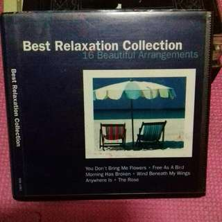 Best Relaxation collection CD Songs