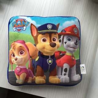 Brand new BN paw patrol cushion iPad