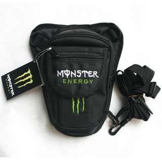 Motorcycle Waist Leg Bag monster Energy