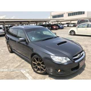 Subaru Legacy Wagon 2.5 Auto GT
