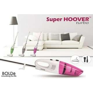 Vacuum cleaner super hoover turbo