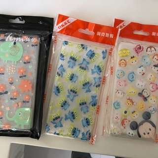 Sony Xperia C5 phone cases ($15 for all of them)