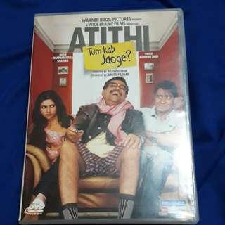 Atithi Tum Kab Jaoge ( hindi dvd )