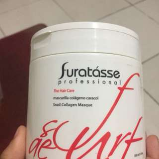 Furatasse hair mask