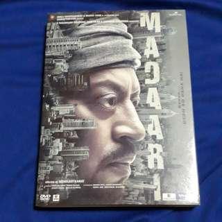 Madaari ( hindi dvd )